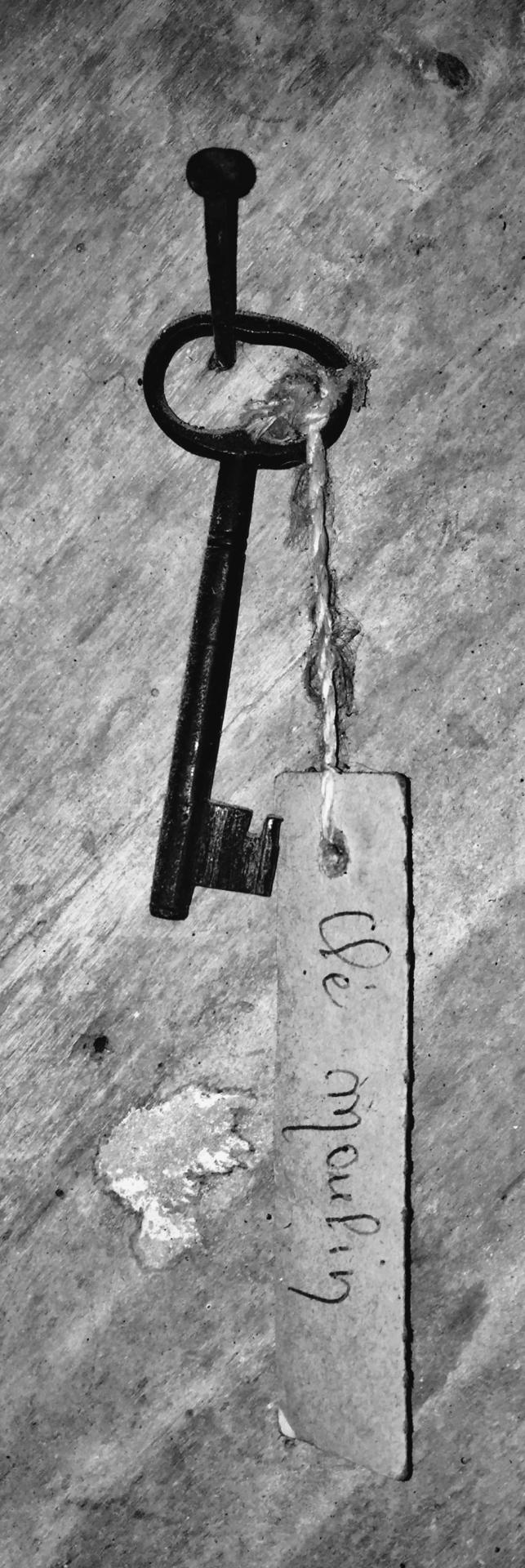 La clé du Moulin