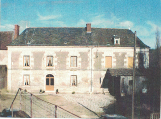 Le moulin vers 1980